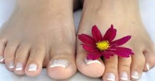 Sposoby na przykry zapach stóp