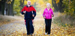 Nordic walking dla seniora