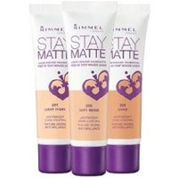 Stay Matte, Foundation