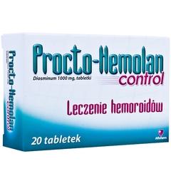 Procto Hemolan Control