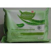 Alterra, Feuchte Reinigungstucher Aloe Vera