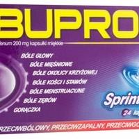 IBUPROM Sprint Caps