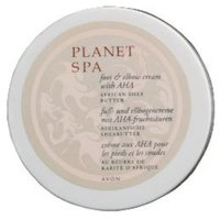 Planet Spa, African Shea Butter, Intensive Foot & Elbow Cream