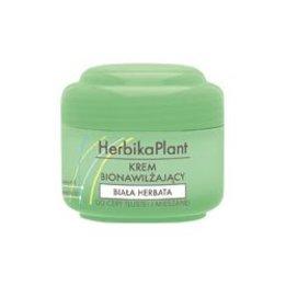 HerbikaPlant, Biała Herbata, Krem bionawilżający do skóry tłustej i mieszanej