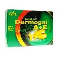 Dermogal A+E, Kapsułki żelatynowe twist off