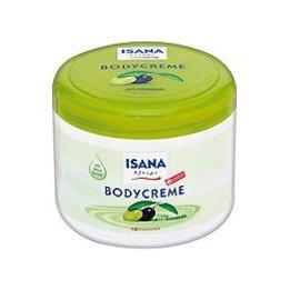 Isana, Body Creme Olive