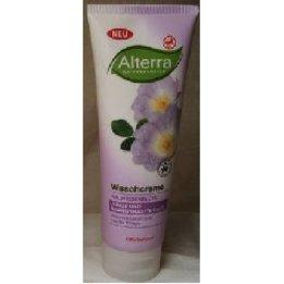 Alterra, Waschcreme Wildrosenblute