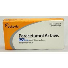 Paracetamol Actavis