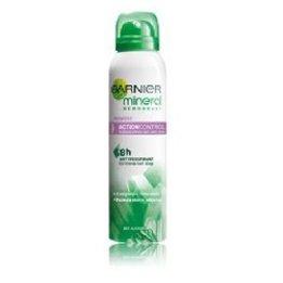 Mineral Deodorant, ActionControl 48h Spray