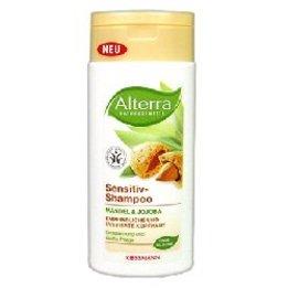 Alterra, Sensitiv-Shampoo Mandel & Jojoba