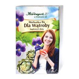 Herbatka Fix Dla Wątroby