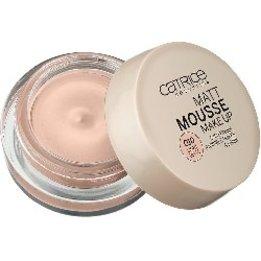 Mousse Mattifying Make-up