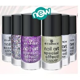 Nail Art, Special Effect Topper