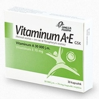 Vitaminum E GSK