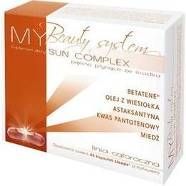 My Beauty system - Sun Complex