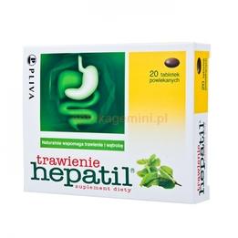 Hepatil Trawienie