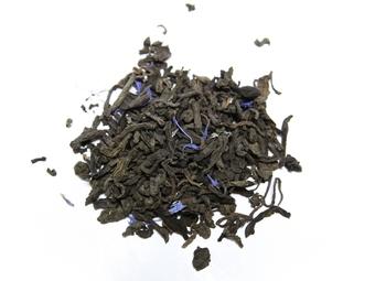 Herbata Earl Grey Niebieski Puerh