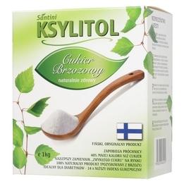 Ksylitol - Brzozowy Cukier