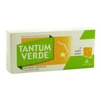 TANTUM VERDE - Pastylki