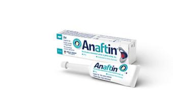 Anaftin - Żel Na Afty