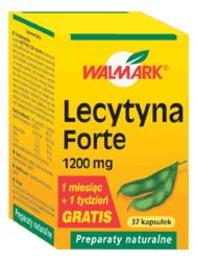 Lecytyna FORTE 1200 mg