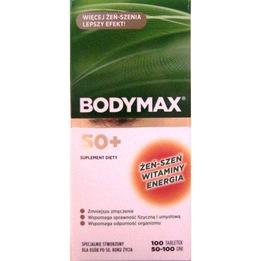 Bodymax 50+