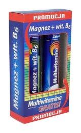 Zdrovit Magnez + wit. B6