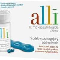 Alli 60 mg