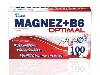 Magnez + B6 Optimal