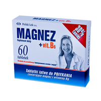 Magnez+ B6