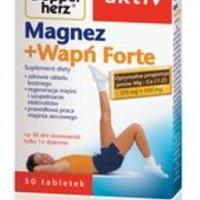 Doppelherz Aktiv Magnez + Wapń Forte