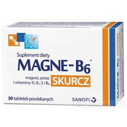 Magnesium B6 Skurcze
