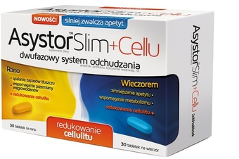 Asystor Slim + Cellu