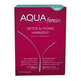 AQUAfemin detox&hydro harmony