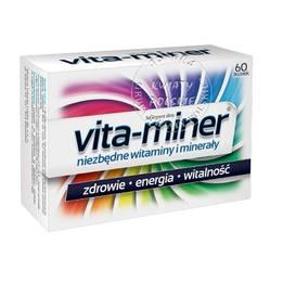 Vita-miner - Witaminy I Minerały