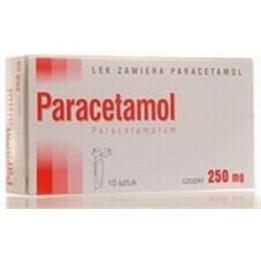 Paracetamol Hasco - Czopki