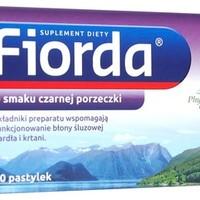 Fiorda - Na Podrażnione Gardło i Krtań
