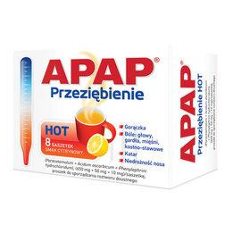 Apap Przeziębienie Hot