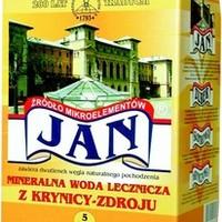 Jan - Woda Lecznicza