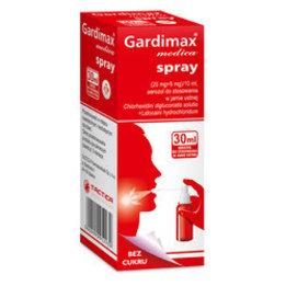 Gardimax medica spray