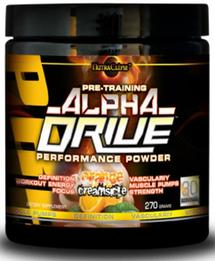 Nutraclipse Alpha Drive