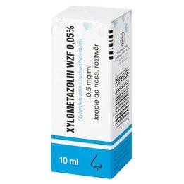 Xylometazolin 0.05%