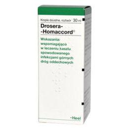 Heel-Drosera - Homaccord