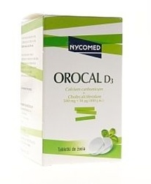 Orocal D3