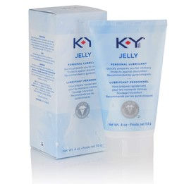 K-Y Lubricating Jelly