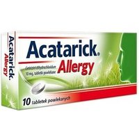 Acatarick Allergy