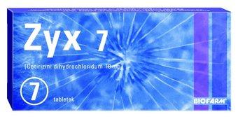 Zyx 7