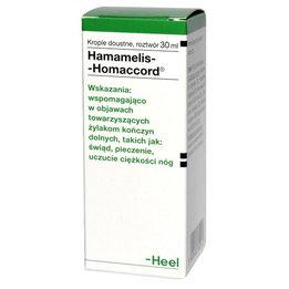 Heel-Hamamelis - Homaccord