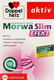 Doppelherz Aktiv Morwa Slim Efekt