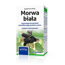 Morwa Biała Biotter,